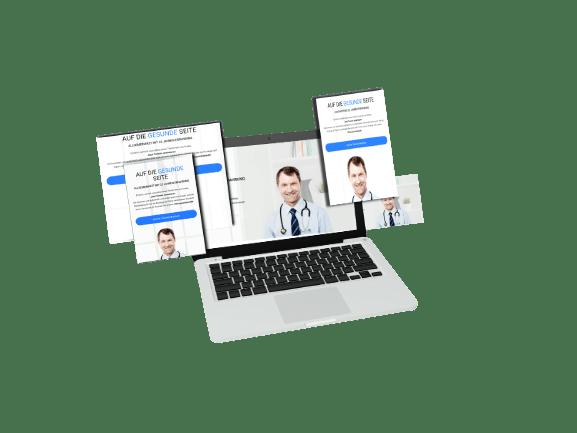 Besa_Webdesign Maßgeschneiderte Webseite Responsive