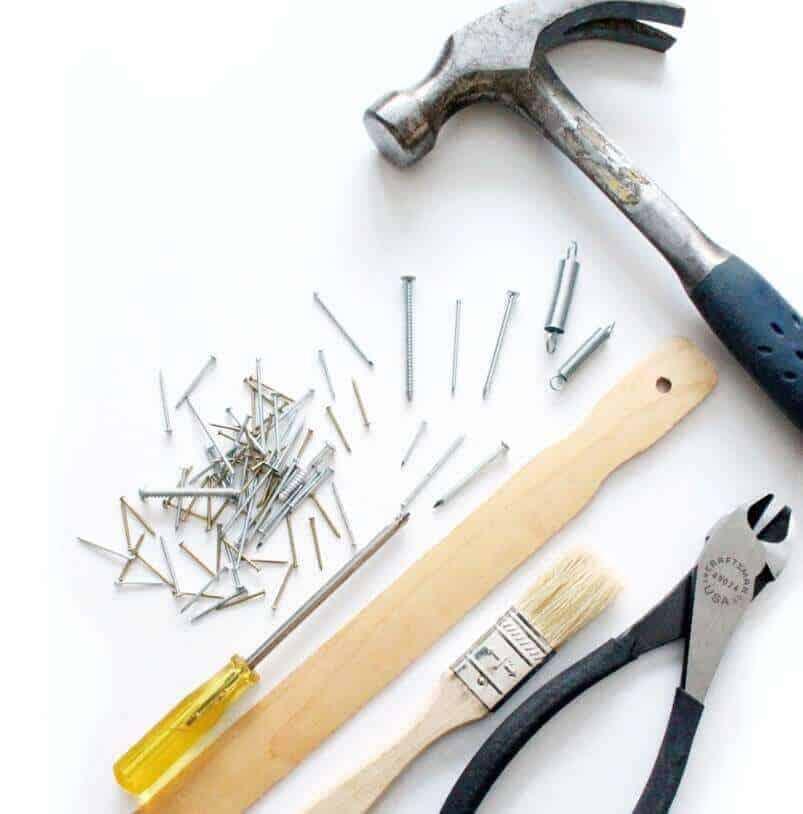 Tools and nail Webseite für Handwerker Besa Homepage